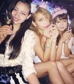 大川藍 パーティー