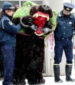 メロン熊 逮捕