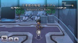 アナデン 工業都市廃墟